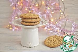 Рецепт Золотое печенье с карамельным сахаром