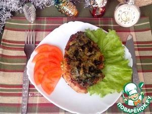 Рецепт Куриное филе в соевом маринаде