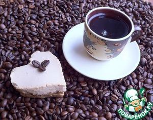 Рецепт Сливочно-кофейное суфле