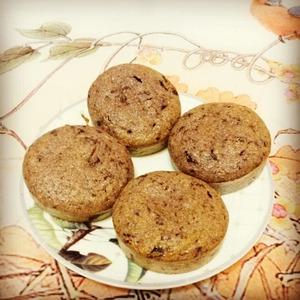 Рецепт Кексы из трех ингредиентов