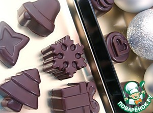 Рецепт Шоколадные конфеты ручной работы