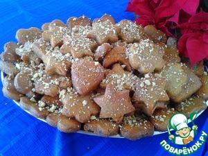 Рецепт Рождественская меломакарона