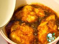 Медовая курица ингредиенты
