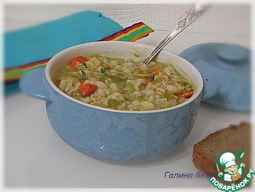 Суп из бобовых (Гртскова) – кулинарный рецепт