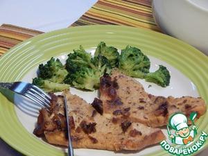 Филе индейки с финиками и брокколи домашний рецепт приготовления с фотографиями готовим
