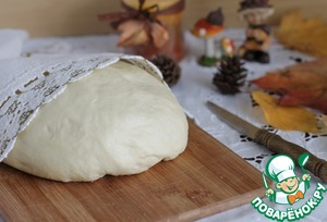 Рецепт Дрожжевое тесто на майонезе