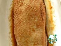 Утиная грудка с соусом из черной смородины ингредиенты