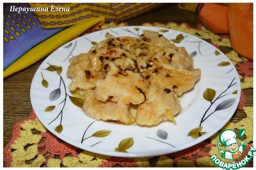 Клецки с мясом рецепт с фото пошагово