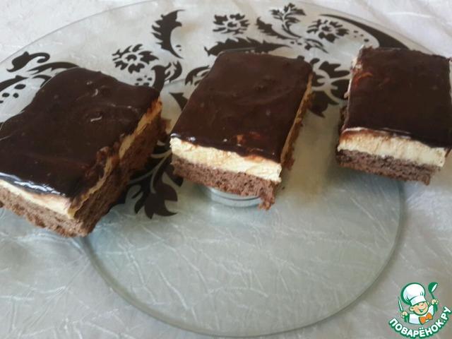 торт эскимо рецепт с фото пошагово армянский