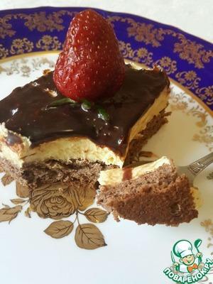 Пражский торт в домашних условиях и рецептами