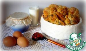 Рецепт Завитушки и плетенки