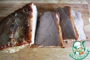 Рецепт Ароматная свинина в молоке