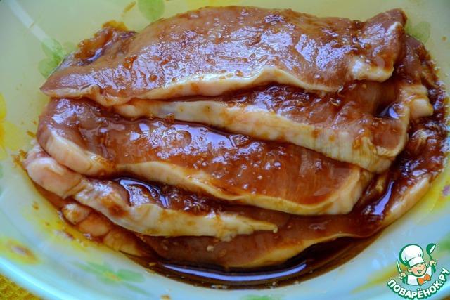 Крученики из свинины с черносливом рецепт пошагово
