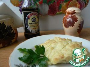 Рецепт Рыбка под картофельным суфле