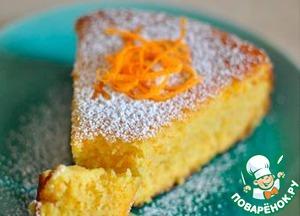 Рецепт Кексы с апельсиновым сиропом