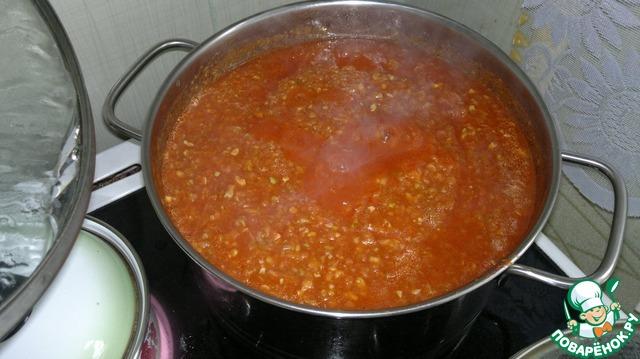 Как приготовить кабачковую икру с фото пошагово в