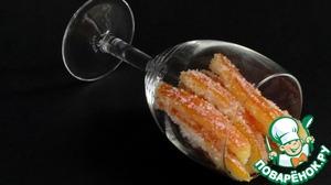 Рецепт Цукаты из апельсиновых корочек