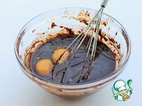 Мраморный брауни с ежевикой и голубикой ингредиенты