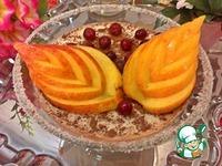 """Рисовый десерт с персиком """"Наслаждение"""" ингредиенты"""