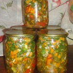 Заправка для супов, соусов и вторых блюд
