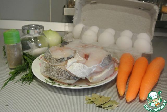 Пошаговый рыбы по польски