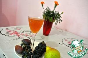 Рецепт Домашнее вино из абрикос