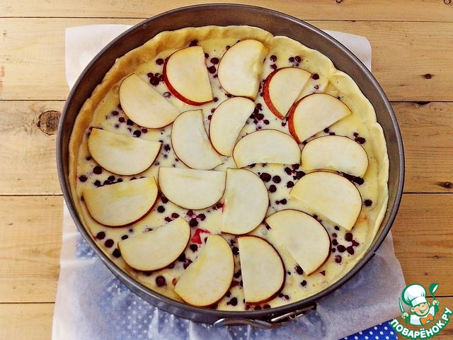 Пирожки с брусникой и яблоками рецепт с пошагово в духовке
