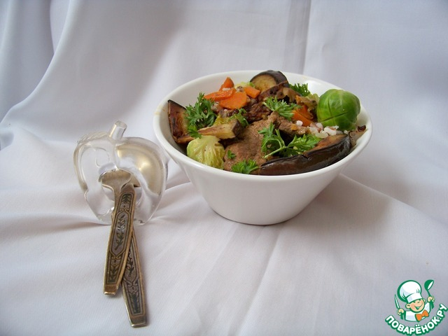 Мусс из брокколи рецепт