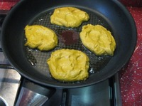 Быстрые оладьи на кабачковой икре ингредиенты