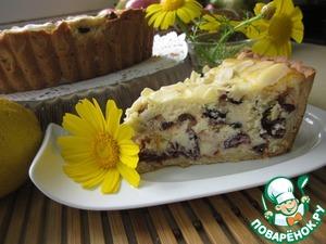 Рецепт Итальянский пирог с рикоттой