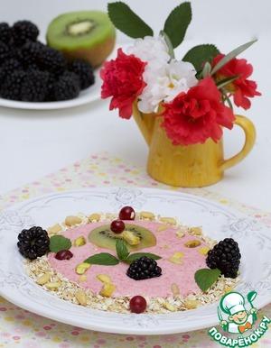 Рецепт Домашние мюсли в йогурте