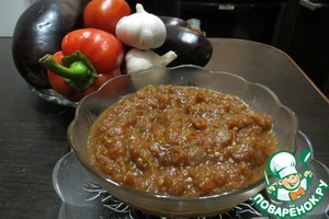 Рецепт Баклажаны по-еревански