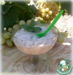 Рецепт Виноградное мороженое