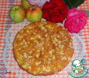 Рецепт Девонширский яблочный пирог
