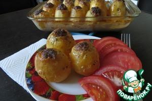 Рецепт Фаршированная картошечка