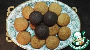 Рецепт Воздушные кексики