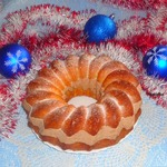 """Кекс """"Новогодние предсказания"""""""