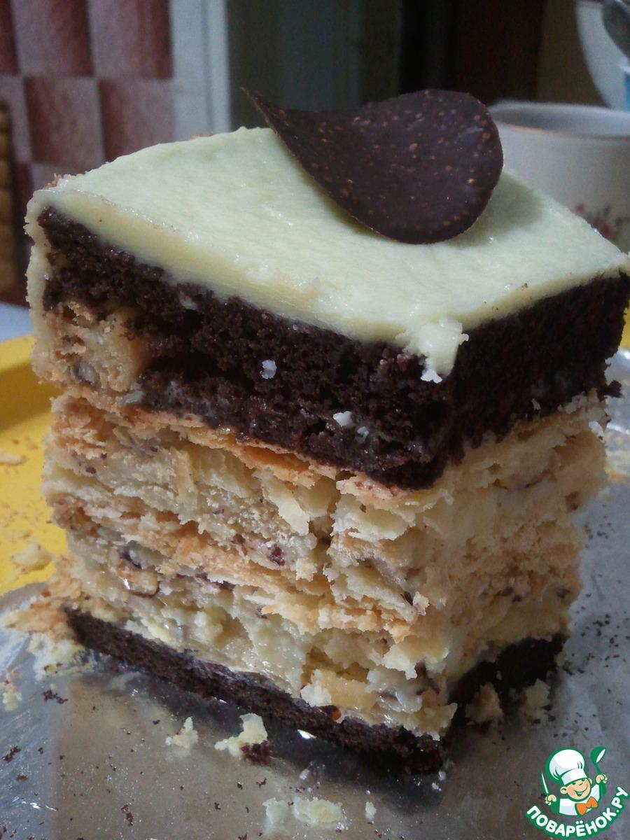 Торт апшерон рецепт пошагово в