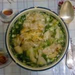 Острый суп из требухи
