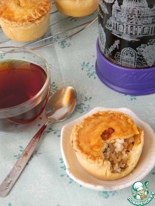 Как придать форму пирожкам Форма лепки пирожков Еда Другое