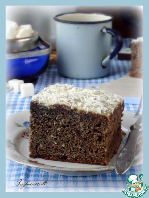 пирог домашний простой рецепт с фото на духовке