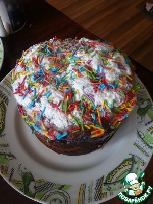 Кулич Пасхальный домашний рецепт с фотографиями как готовить
