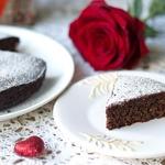 Шоколадный торт с киноа