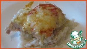 Куриная грудка под сыром простой рецепт приготовления с фото пошагово готовим