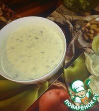 Рецепт Быстрый грибной соус