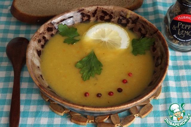рецепты супов с корневым сельдереем
