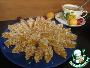 Рецепт Яблочно-абрикосовый мармелад