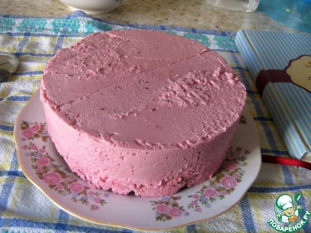 Торты-суфле пошаговый рецепт с