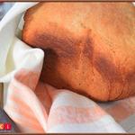 Пшенично-ржаной хлеб с имбирем