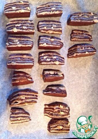 Рецепт печенья зебра с фото в домашних условиях 604